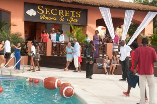 Secrets Resorts Private Car Transfers