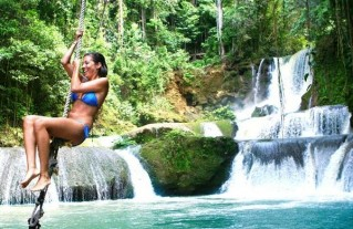 Explore the natural wonders of Jamaica's South Coast on this amazing trip to the beautiful YS Falls and the historic Appleton Estate.